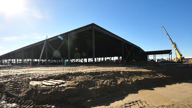 DC1 Construction